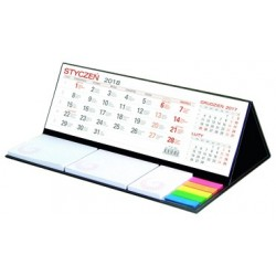 kalendarz Biurkowy - z NOTESEM