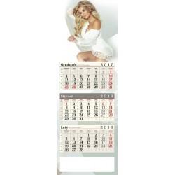 kalendarz trójdzielny - MARIOLA