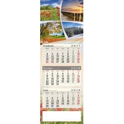 kalendarz trójdzielny - PORY ROKU