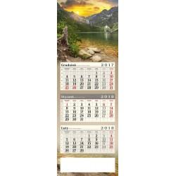 kalendarz trójdzielny - GÓRSKI STAW