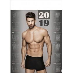 MAN  kalendarz A1