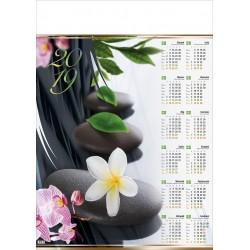 ZEN kalendarz A1