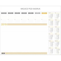 Kalendarz Biurkowy - BIUWAR DUŻY