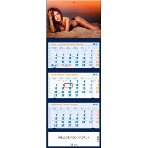 kalendarz trójdzielny  -MONIKA