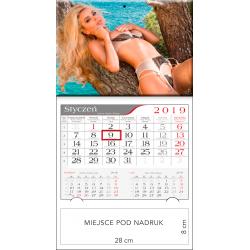 kalendarz jednodzielny  - AGNIESZKA