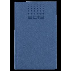 NATURA * A6 tygodniowy GRANATOWYkalendarz książkowy