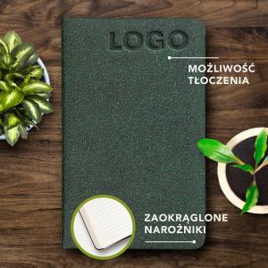 ECO NOTES ALCANTARA - Amazon Green