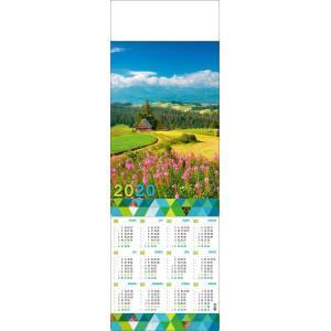 GÓRSKI KLIMAT kalendarz 1/2 B1