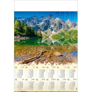 TATRZAŃSKIE JEZIORO kalendarz B1