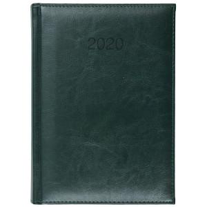 BALADO * A5 dzienny ZIELEŃ kalendarz książkowy