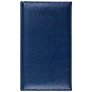 BALADO * A6 tygodniowy GRANATOWY kalendarz książkowy