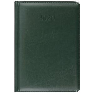 ELITE * B5 tygodniowy z registrem ZIELONY kalendarz książkowy