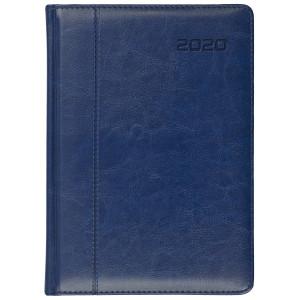 NEVRO * A4 dzienny z registrem GRANATkalendarz książkowy