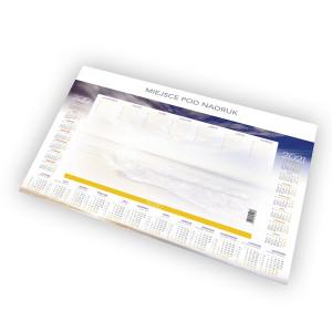 Kalendarz Biurkowy - BIUWAR MAŁY KOLOR