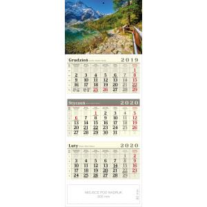 kalendarz trójdzielny - MNICH