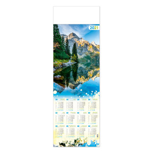 MORSKIE OKO kalendarz 1/2 B1