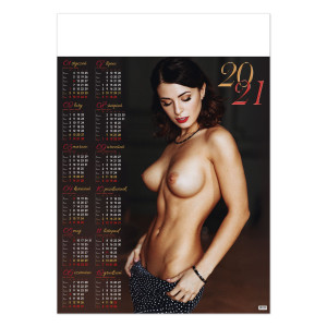 AGATA  kalendarz A1