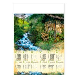STRUMYK kalendarz A1