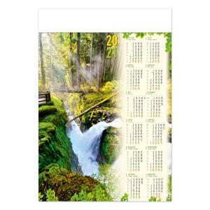 LEÅšNY POTOK kalendarz B1