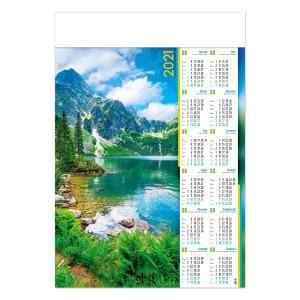 NAD MORSKIM OKIEM kalendarz B1