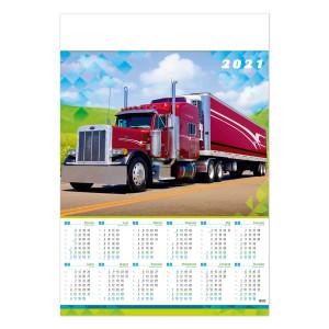 TRUCK  kalendarz B1