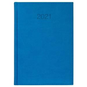 VIVO * A4 tygodniowy NIEBIESKI kalendarz książkowy