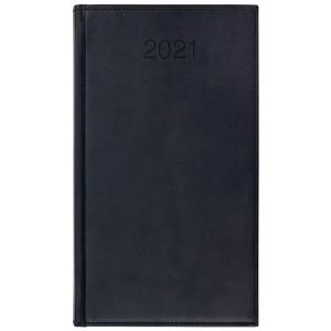 VIVO * A6 tygodniowy CZARNY kalendarz książkowy