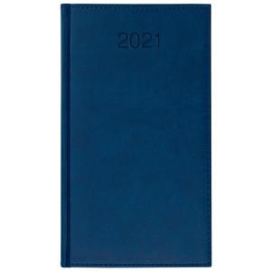 VIVO * A6 tygodniowy GRANAT kalendarz książkowy