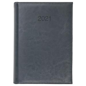 BALADO * A5 dzienny SZARY kalendarz książkowy