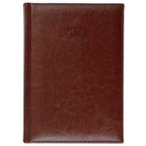 BALADO * A5 dzienny BRĄZ kalendarz książkowy