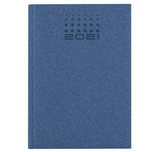 NATURA CLASSIC * A6 tygodniowy GRANATOWY kalendarz książkowy