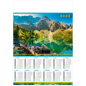 NAD MORSKIM OKIEM kalendarz A1