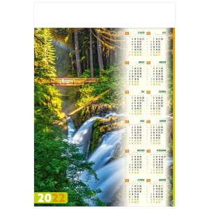 LEŚNY POTOK kalendarz B1