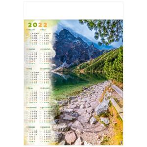 POD MNICHEM kalendarz B1