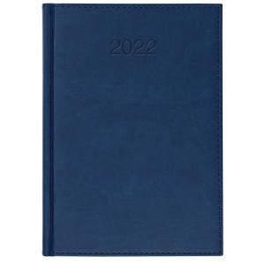 VIVO * A4 tygodniowy GRANATOWY kalendarz książkowy