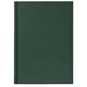 VIVO * B5 dzienny ZIELONY kalendarz książkowy