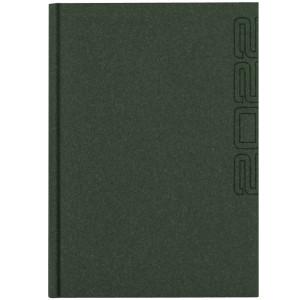 NATURA CLASSIC * A4 dzienny ZIELONY kalendarz książkowy