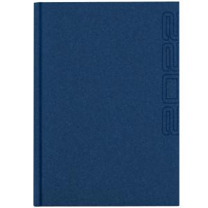 NATURA CLASSIC * A4 dzienny NIEBIESKI kalendarz książkowy