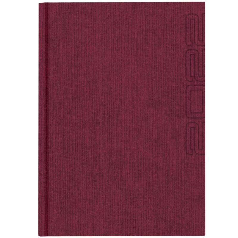 NATURA GRASS * A4 dzienny NIEBIESKI kalendarz książkowy