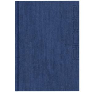NATURA GRASS * B5 dzienny BŁĘKITNY kalendarz książkowy