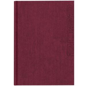 NATURA GRASS * A5 dzienny NIEBIESKI kalendarz książkowy