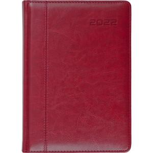 NEVRO * A4 dzienny z registrem BORDOWY kalendarz książkowy