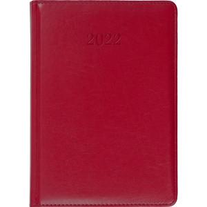 ELITE * B5 tygodniowy z registrem CZERWONY kalendarz książkowy